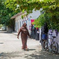Обычная деревня на Мальдивах. :: Татьяна Калинкина