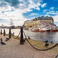 Городской пейзаж Санкт-Петербурга :: Елена Кириллова