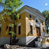Музей минералогии  в Нескучном саду :: Анатолий Колосов