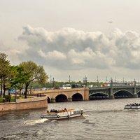 Троицкий мост. :: dragonflight78.klimov