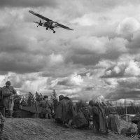 Пролетая над полем боя :: Светлана Соловьева