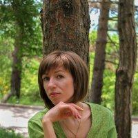 прогулка в лесу :: Татьяна