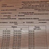 Моя пенсия - унижение человеческого достоинства :: Валентина Пирогова