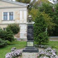 Памятник   Петру   Прокоповичу   в   Ивано - Франковске :: Андрей  Васильевич Коляскин