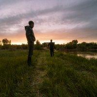Пейзаж с экшен камеры :: Dmitriy Predybailo
