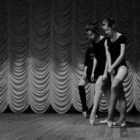 Тяни носок :: Анатолий Шулков