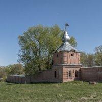 Башня ограды (XIX, XXI вв.) :: Михаил (Skipper A.M.)
