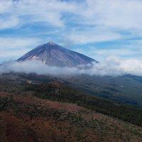 Вулкан Тейде. :: Надежда
