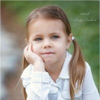 Очаровательная малышка Полина :: Екатерина Сачева