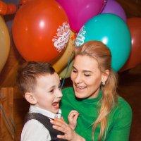 Счастливый праздник! :: Ева Олерских