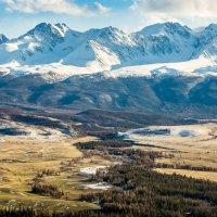 Северо-Чуйский хребет, Алтай :: Atuan M