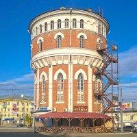 Водонапорная башня. :: Elena Izotova