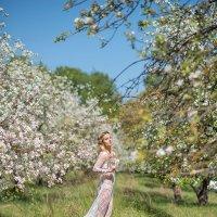 Весна :: Yana Sergeenkova