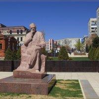 Константин Александрович Федин русский советский писатель 1892-1977гг. :: Anatol Livtsov