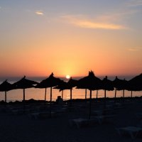 Тунисские рассветы :: Марина