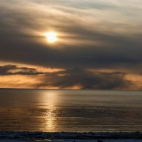 Белое море :: Елена Кордумова