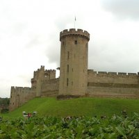 Замок Уорвик, Англия :: Марина Домосилецкая
