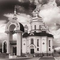 Церковь Параскевы Пятницы. :: Андрий Майковский