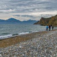 По пляжу :: Игорь Кузьмин