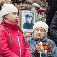 Бессмертный полк.. :: Александр Иванов