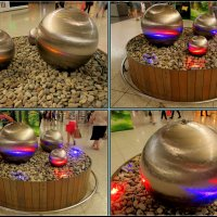 Декоративный фонтан :: Нина Бутко