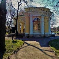 Дорожка к Павильону Росси... :: Sergey Gordoff