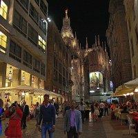 Далеко за полночь (серия - в Миланской ночи) :: M Marikfoto