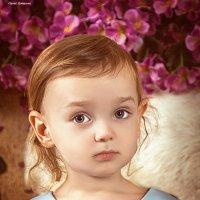 Мамина дочка. :: Сергей Гутерман