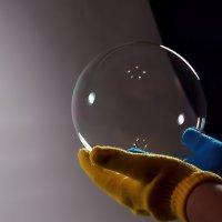 Мыльный пузырь. :: Владимир Владимир