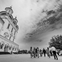 Кремль Астрахань :: Василий Дудин