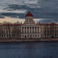 Пушкинский дом :: Владимир Колесников
