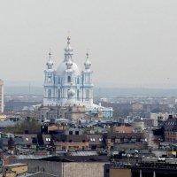 Смольный собор :: Ирина Фирсова