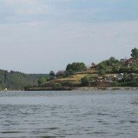 На реке Белой :: Вера Щукина