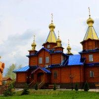 Николин день с теплом идет и в церкви колокол поет. :: Валентина ツ ღ✿ღ