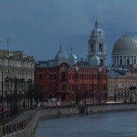 Церковь святой великомученицы Екатерины :: Владимир Колесников