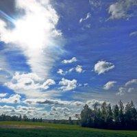 Огромное небо :: Vladimir Semenchukov