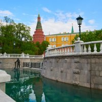 Красная Площадь, Кремль :: Дарья Блохина
