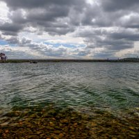 Иркутск. Ангара у плотины ГЭС. :: Rafael
