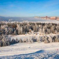 Недавно была зима :: Анатолий Иргл