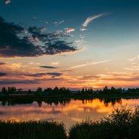 на закате :: Ирина Зуева