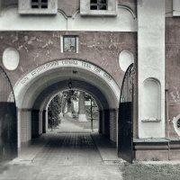 Вход в прошлое. :: Андрий Майковский