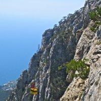 горы и канатная дорога :: Елена