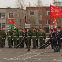Равнение на Знамя Победы :: Юрий Арасланов