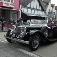 ALVIS SPEED20 SB :: Natalia Harries