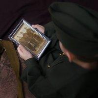 в память о дедах :: Юлия Fox(Ziryanova)