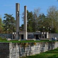 Мемориальный комплекс на месте Луполовского лагеря. :: Paparazzi