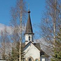 Церковь Георгия Победоносца :: Олег Попков