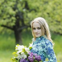 цветение :: Виктория Сафронова