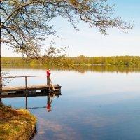 Озеро Баклановское :: Сашка Кошкин