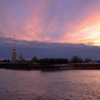 Белые ночи Санкт-Петербурга... :: Наталья